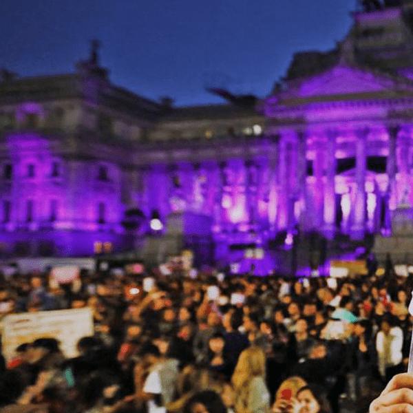 La desprotección de les hijes del femicidio